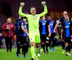 Simon Mignolet confie comment les joueurs du Club de Bruges ont été mis au courant du titre de champion