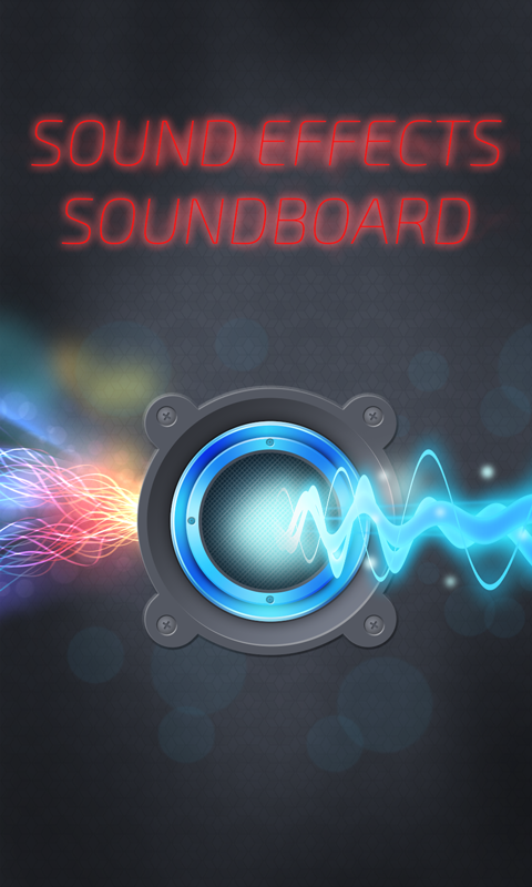Sound Effects Soundboard- screenshot