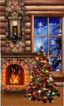 Christmas Fireplace live wallpaper 1 7 latest apk download
