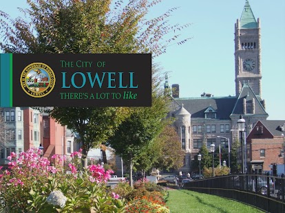 City of Lowell- screenshot thumbnail