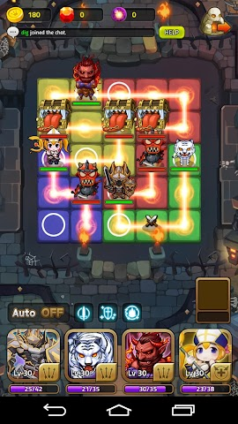 android Dungeon Link Screenshot 19
