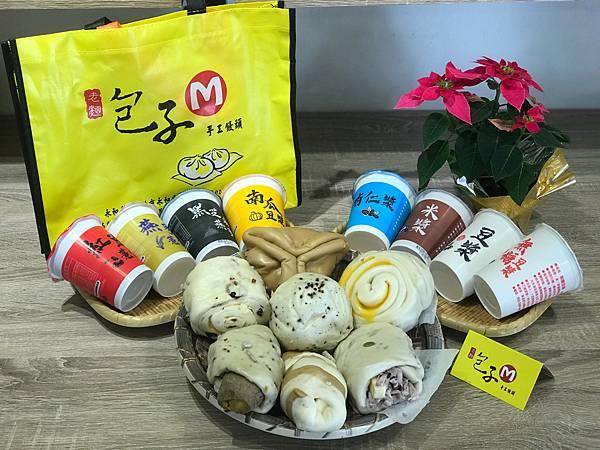 包子M老麵手工饅頭 西門店