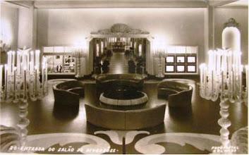 Photo: Salão de Diversões do Palácio Quitandinha. Foto de Frank Scherschel