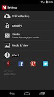 Screenshot of Hide Pictures in Vaulty