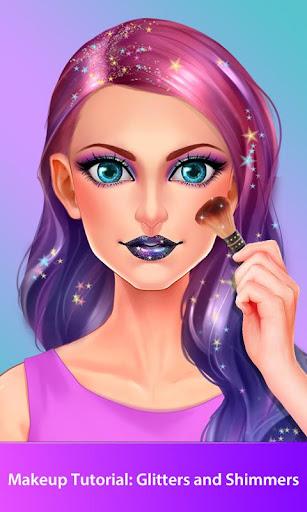 Makeup Daily Glitter Shimmer
