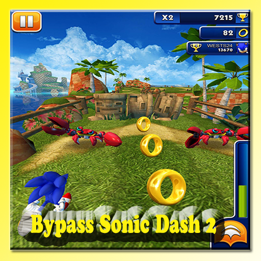 Bypass Sonic Dash 2
