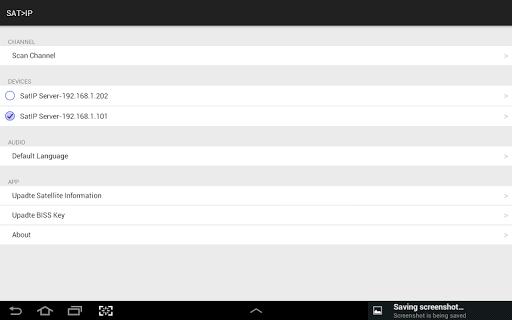 Zinwell SAT>IP (Demo)  screenshots 10