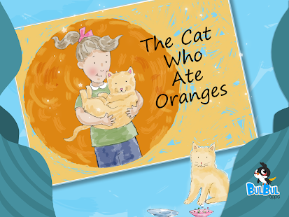 Cat Who Ate Oranges - Bedtime- screenshot thumbnail