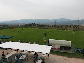 "Photo: Σεπτέμβριος 2014, 1ο Τουρνουά Παιδικού Ποδοσφαίρου ""Χρήστος Μουλαδάκης"""