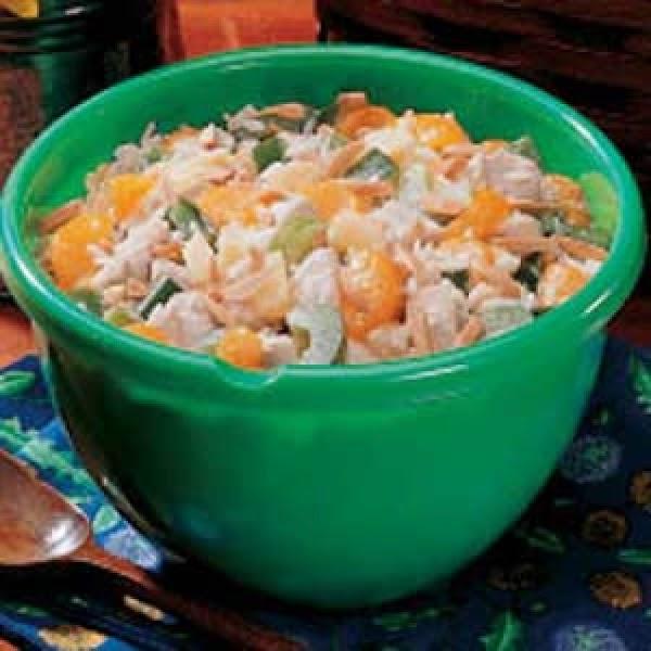 Bridal Party Chicken Salad Recipe