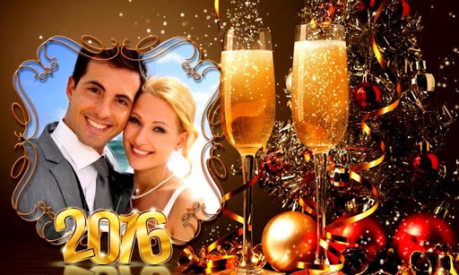 2016 New Year Frames