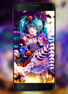 Anime Halloween Wallpaper - Android Apps on Google Play