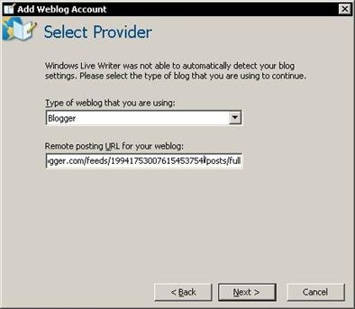 select-provider-blogger