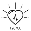 Blood Pressure Help icon