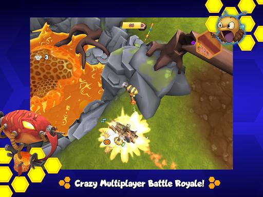 Battle Bees Royale screenshots 13