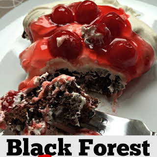 Black Forest Brownies.