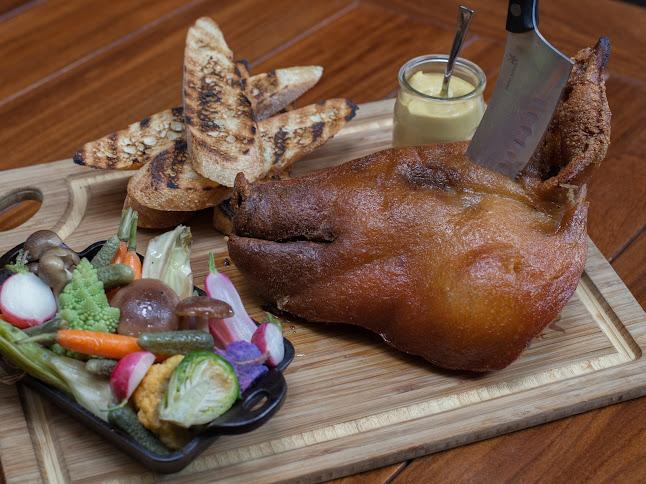 David Burke Dishes on David Burke Kitchen Aspen - Zagat