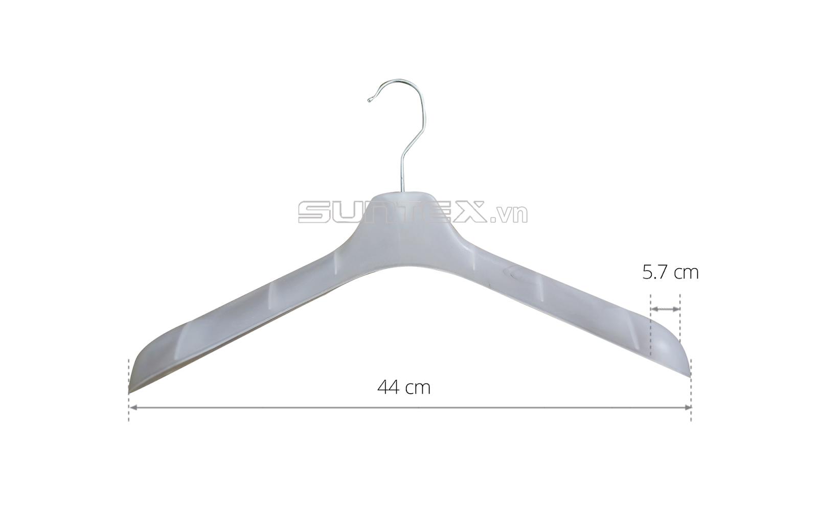 Móc quần áo nhựa thiết kế độc đáo, tiện lợi