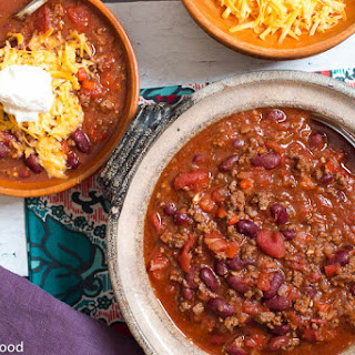 Black Beans Kidney Beans In Chili Recipes