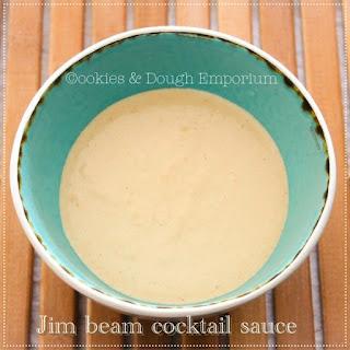 Jim Beam Cocktail Sauce
