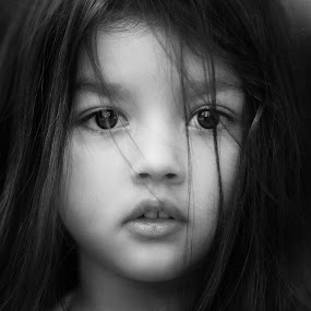 When every day is a Wonder... by Andy Dyso - Black & White Portraits & People