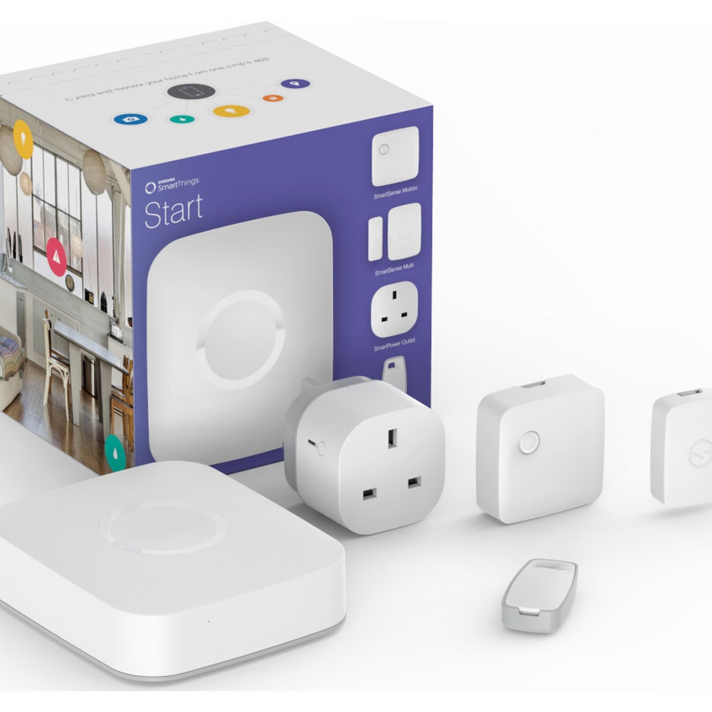 Samsung Smartthings Kit - White