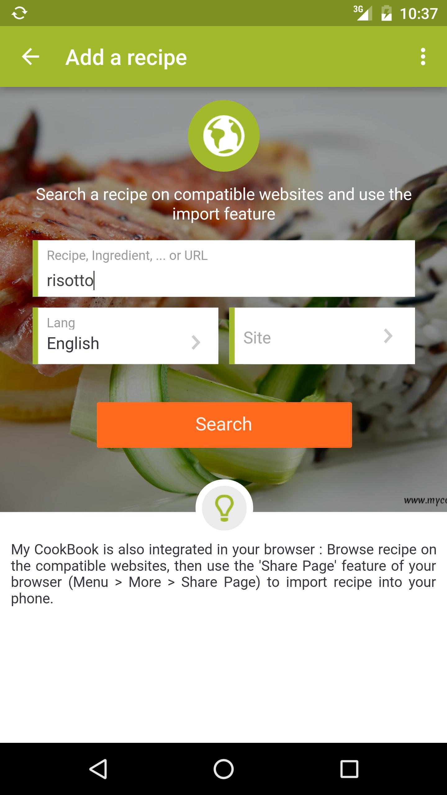 My CookBook Pro (Ad Free) screenshot #6