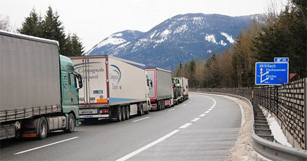 Дороги Австрии