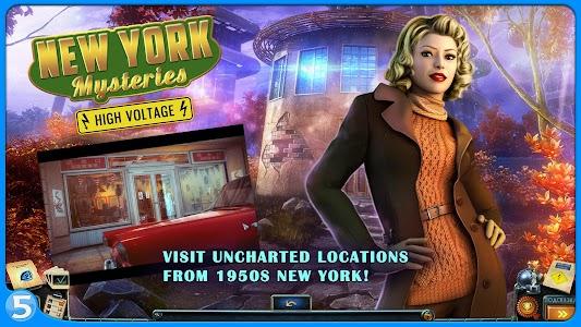 New York Mysteries 2 screenshot 1