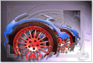 Photo: 2003 09 11 - R 02 00 02 103 d1 w - D 033 - under my wheel