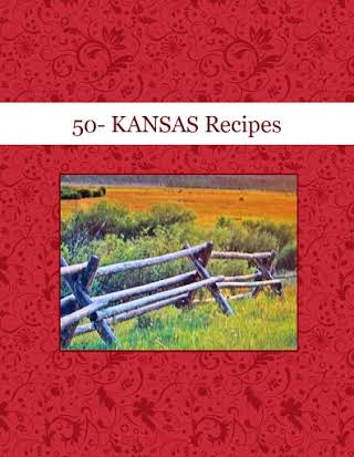 50- KANSAS  Recipes