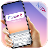 Smart New Keyboard For iPhone 8