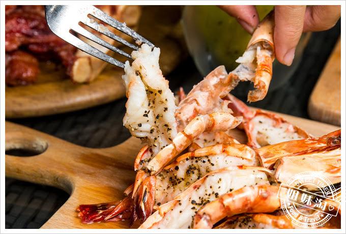 貝隆餐廳-派對碳烤鮮蝦