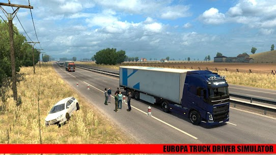 Europa Real Trucks Simulator 20 : Truck Drivers 7