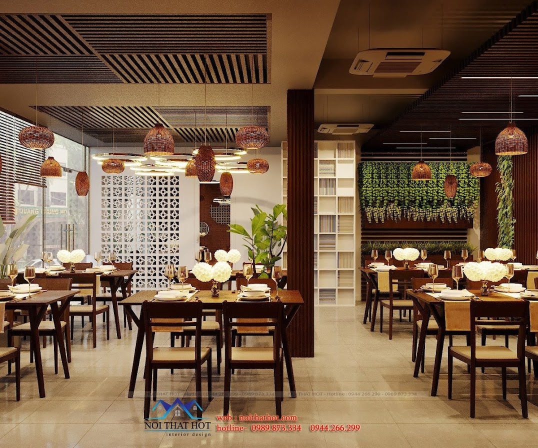 thiết kế nhà hàng long vũ 4