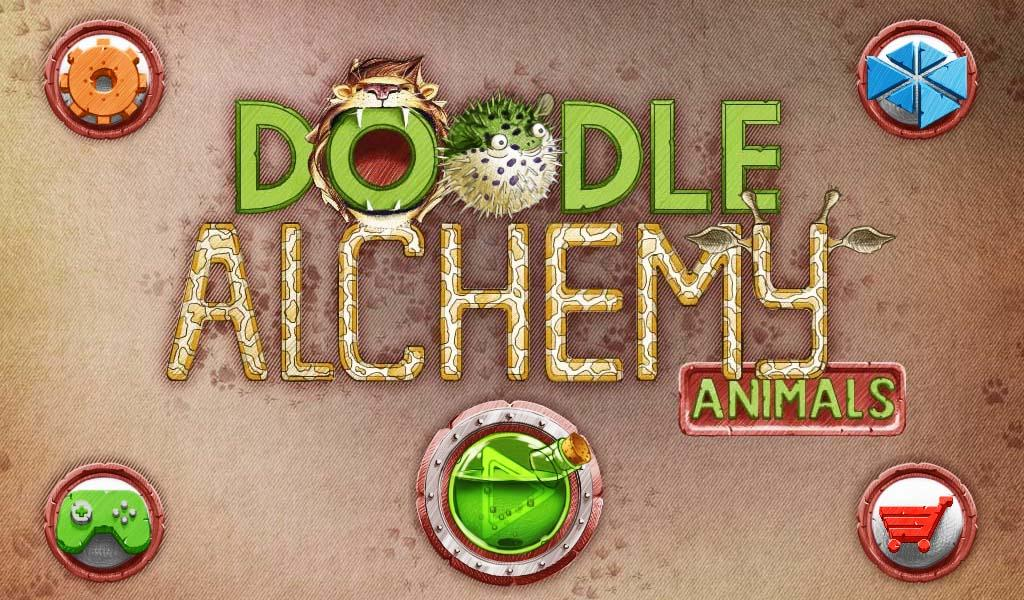 Doodle Alchemy Animals- screenshot