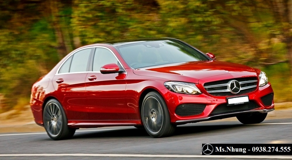 mercedes-c300-amg-red-1