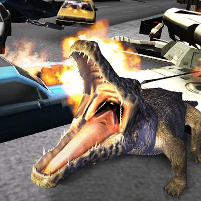 Simulation: Wild Crocodile
