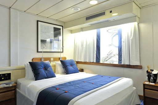 Ponant-stateroom2.jpg - Get restored with a dream cruise on Le Ponant.