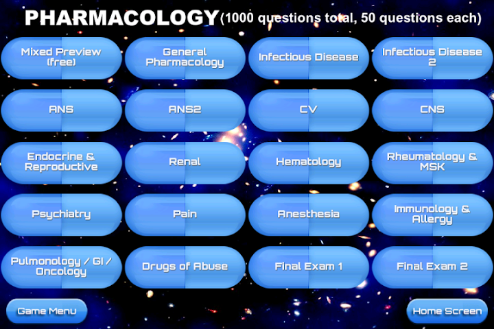 android Pharmacology (Scrub Wars) Screenshot 1
