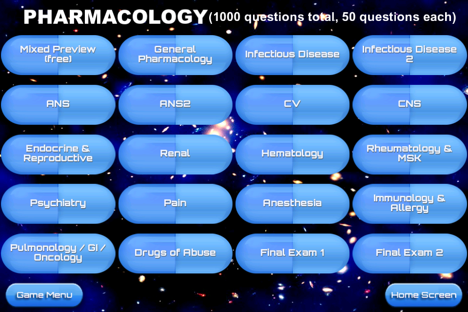 Pharmacology (Scrub Wars)- screenshot
