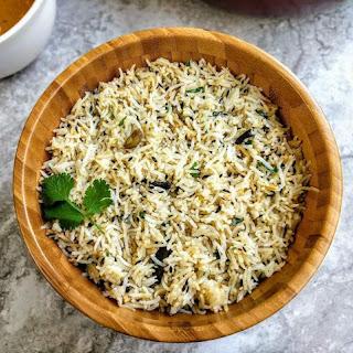 Jeera Rice Recipe (Cumin Rice).