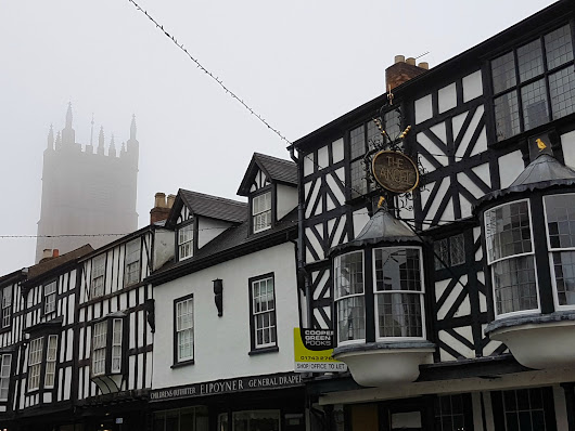 Family day out: historic Ludlow, Shropshire - mummytravels