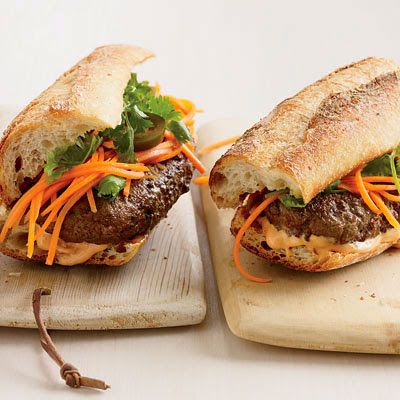 Spicy Curry Burgers