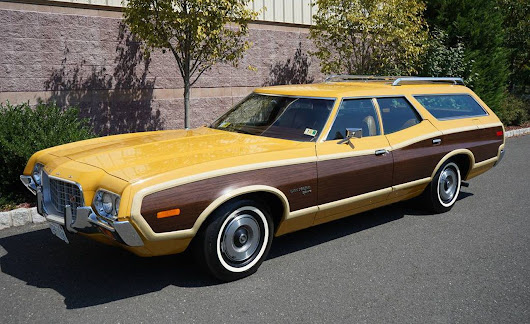 Someone Just Paid $47,500 for a '72 Ford Torino Station Wagon
