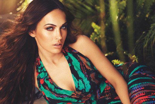 Megan Fox for Avon Instinct