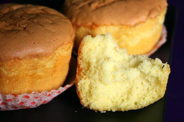 Fluffy egg cake - 鸡蛋糕