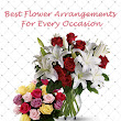 The best Flower Arrangements to choose from for every Occasion