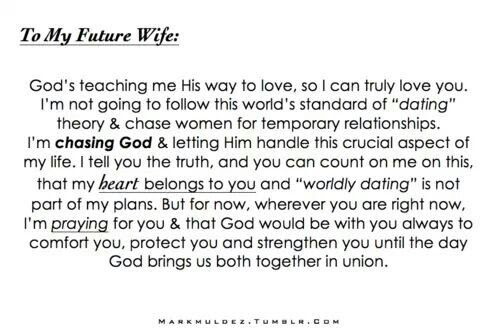 Quotes About My Future Wife 34 Quotes