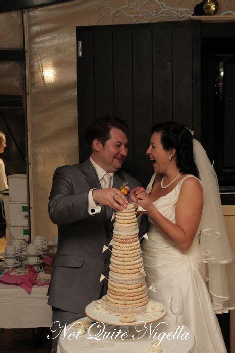 Kransekake   A Danish Wedding Cake @ Not Quite Nigella
